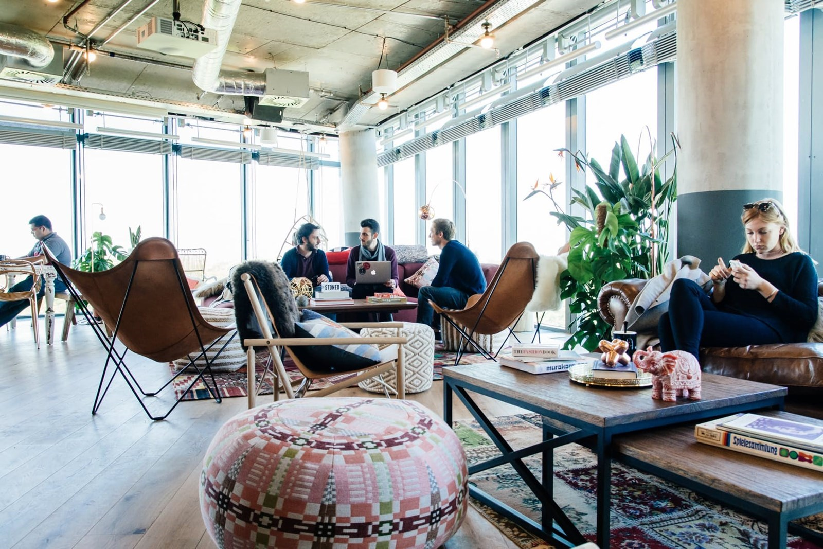 WeWork Sony Centre