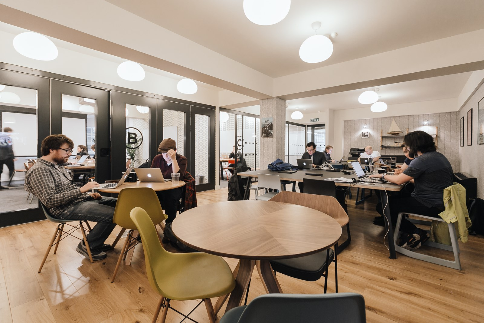 WeWork Soho London
