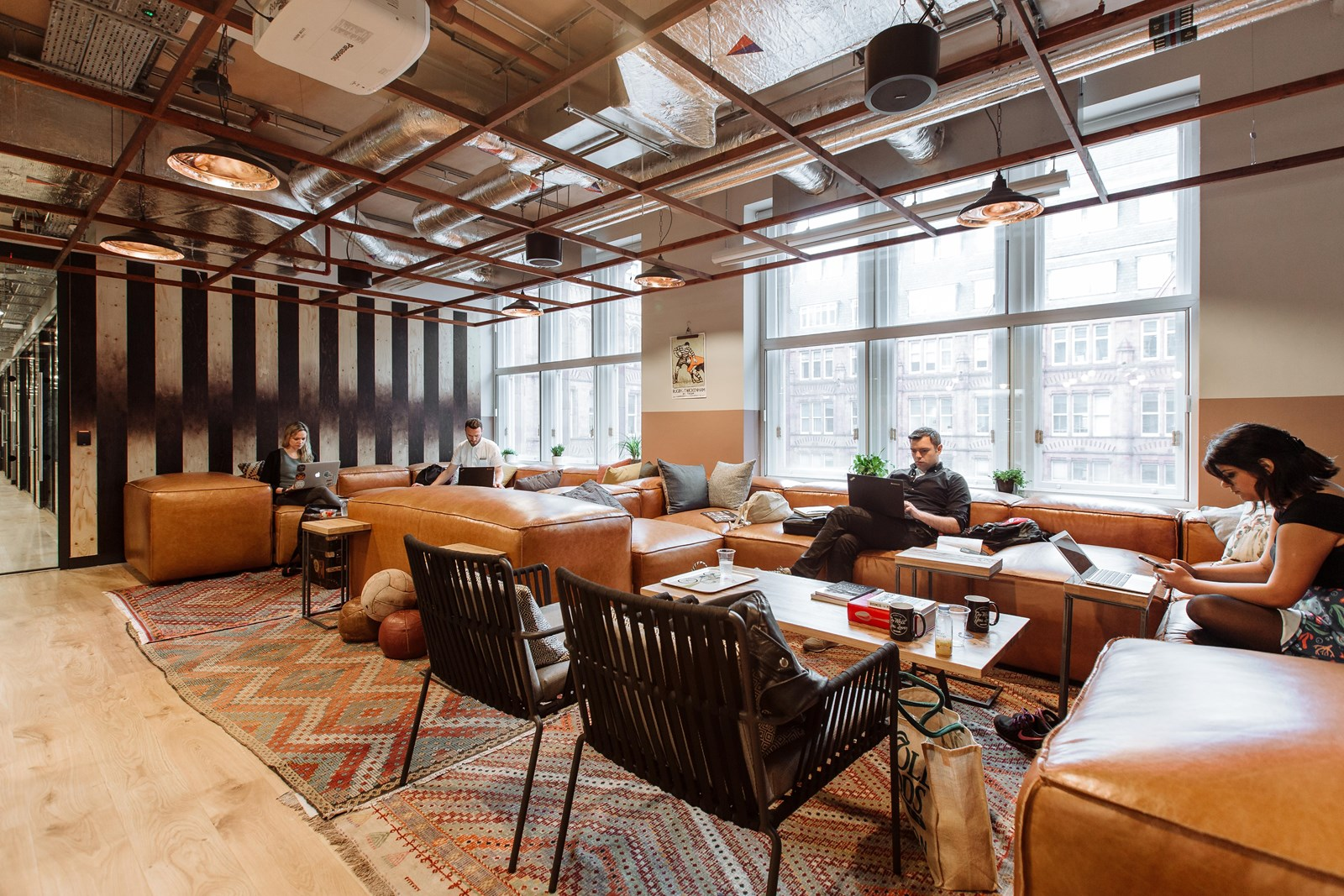 WeWork Waterhouse Square