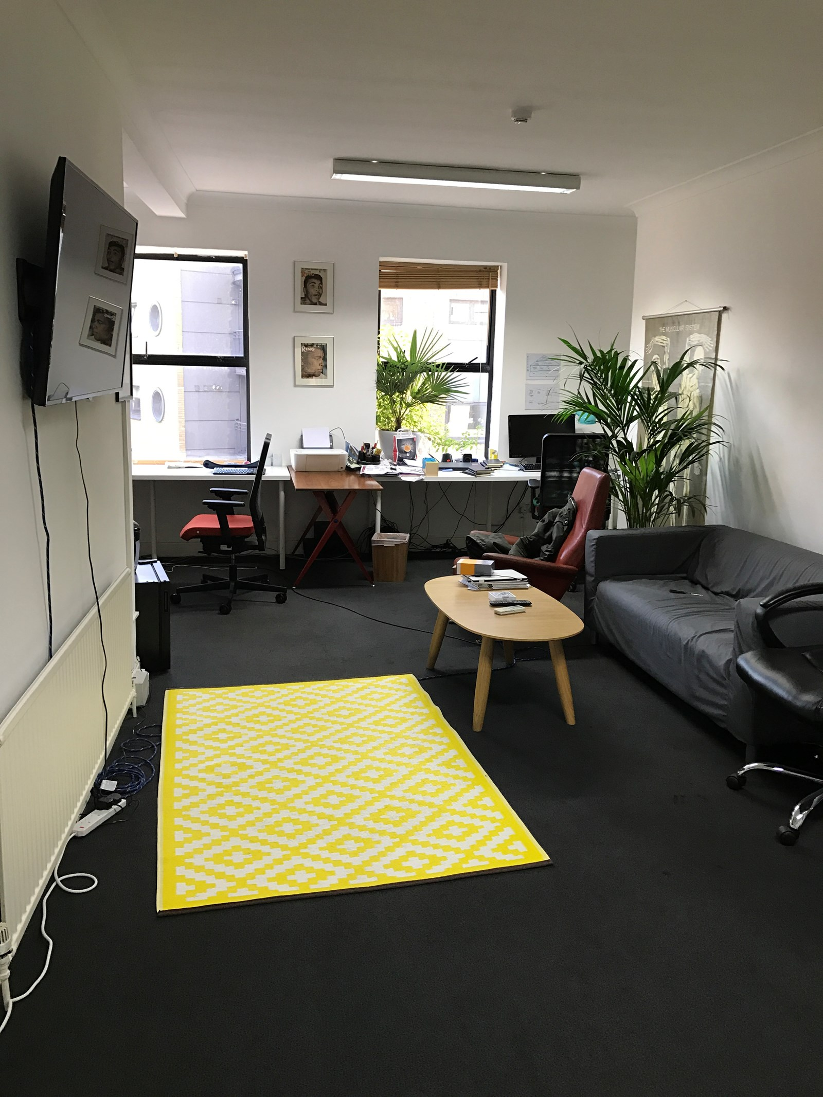 Private office available in Farringdon