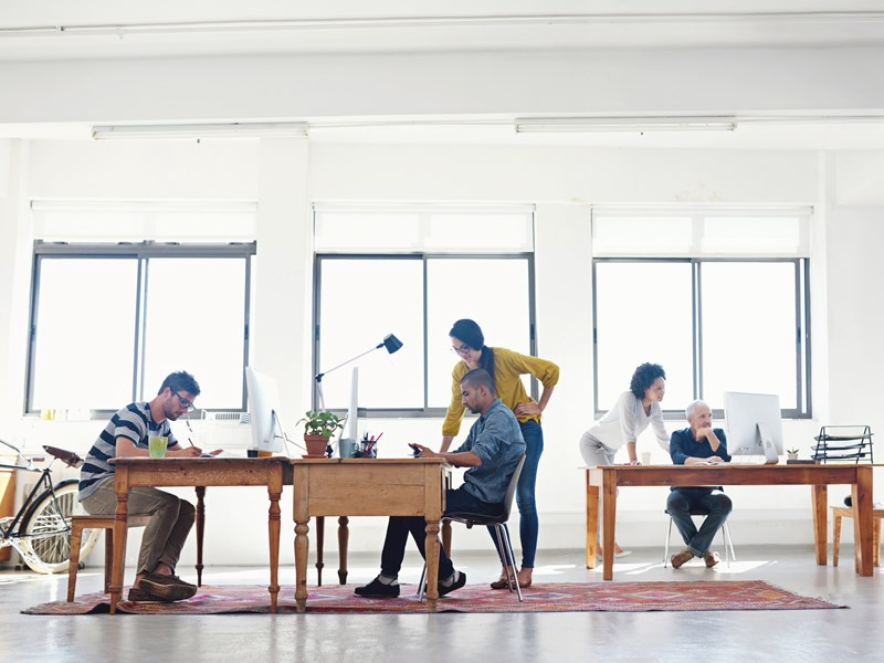 What are the advantages of flexible working space for my business?