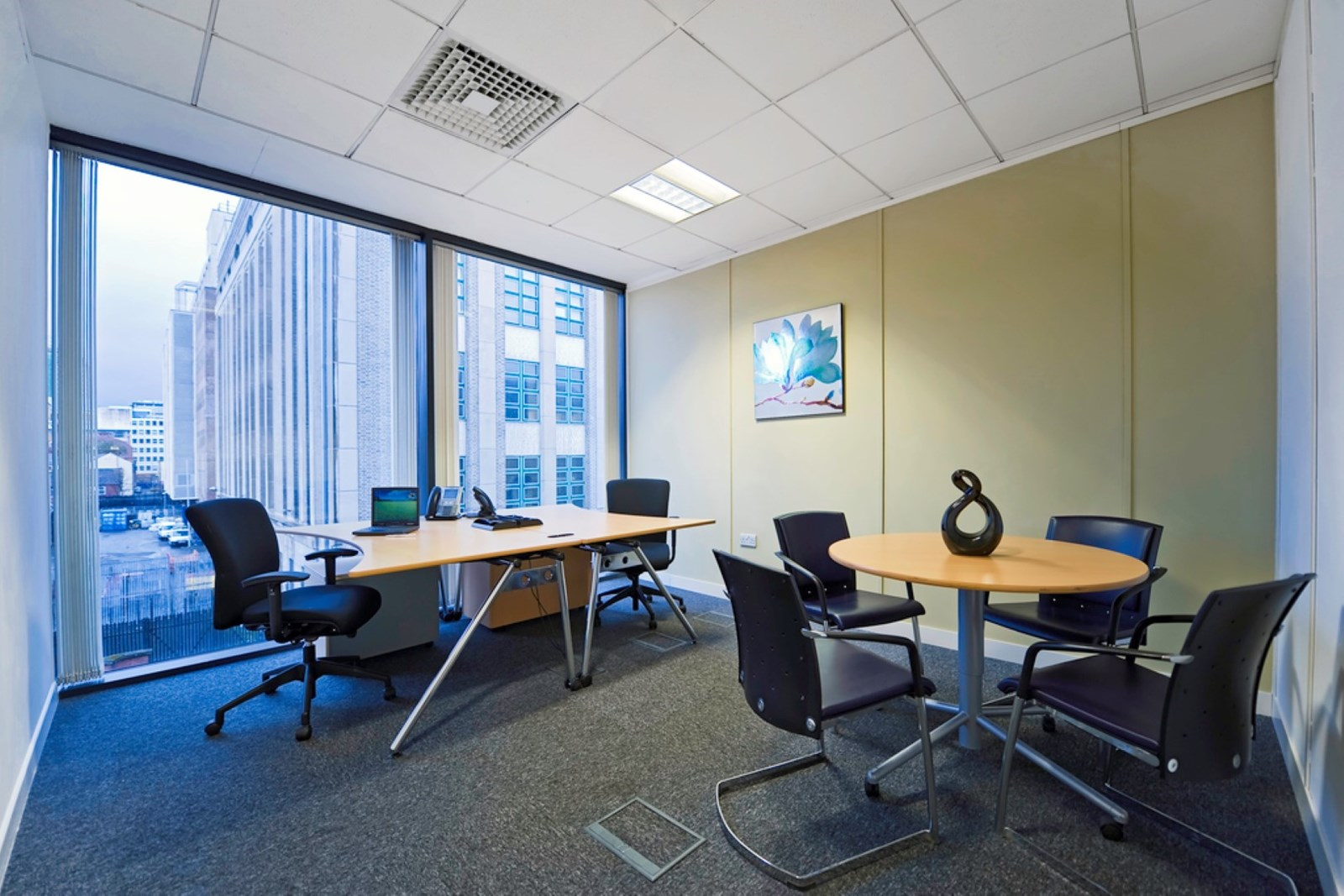 Norton Canes Services - Regus Express