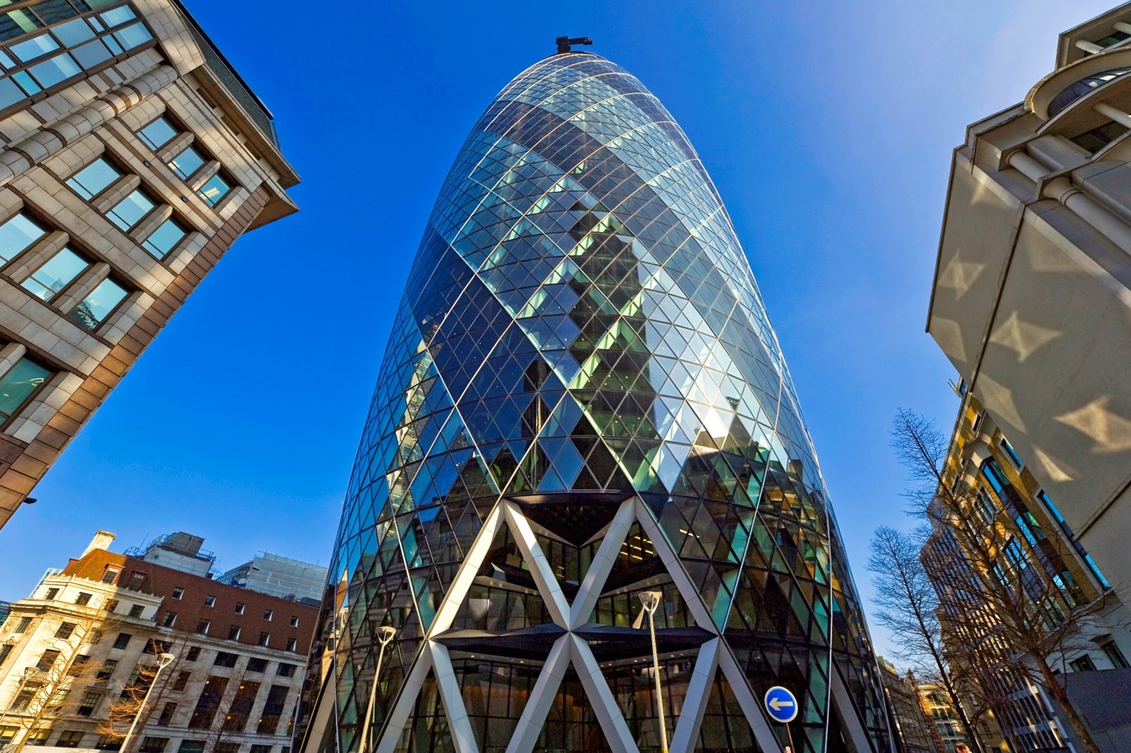 St Mary's Axe