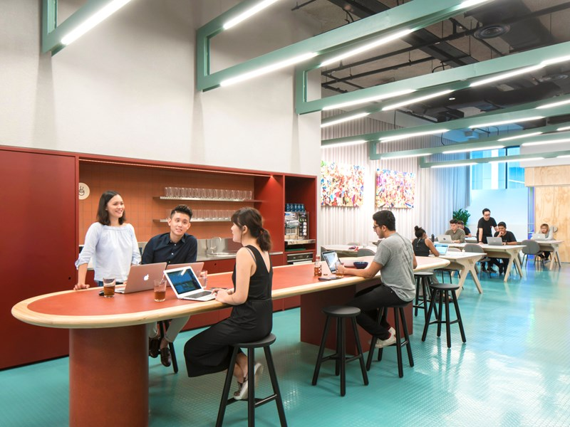 Why Companies In Singapore Are Increasingly Choosing Coworking Spaces