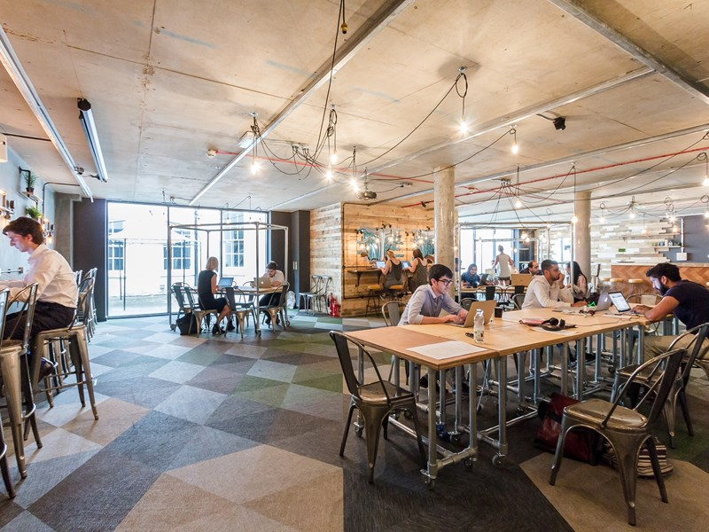 How can corporates and large companies make the most of co-working and the ever-evolving serviced office world?