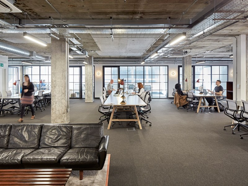 Maximising the potential of hot-desking beyond cost-savings