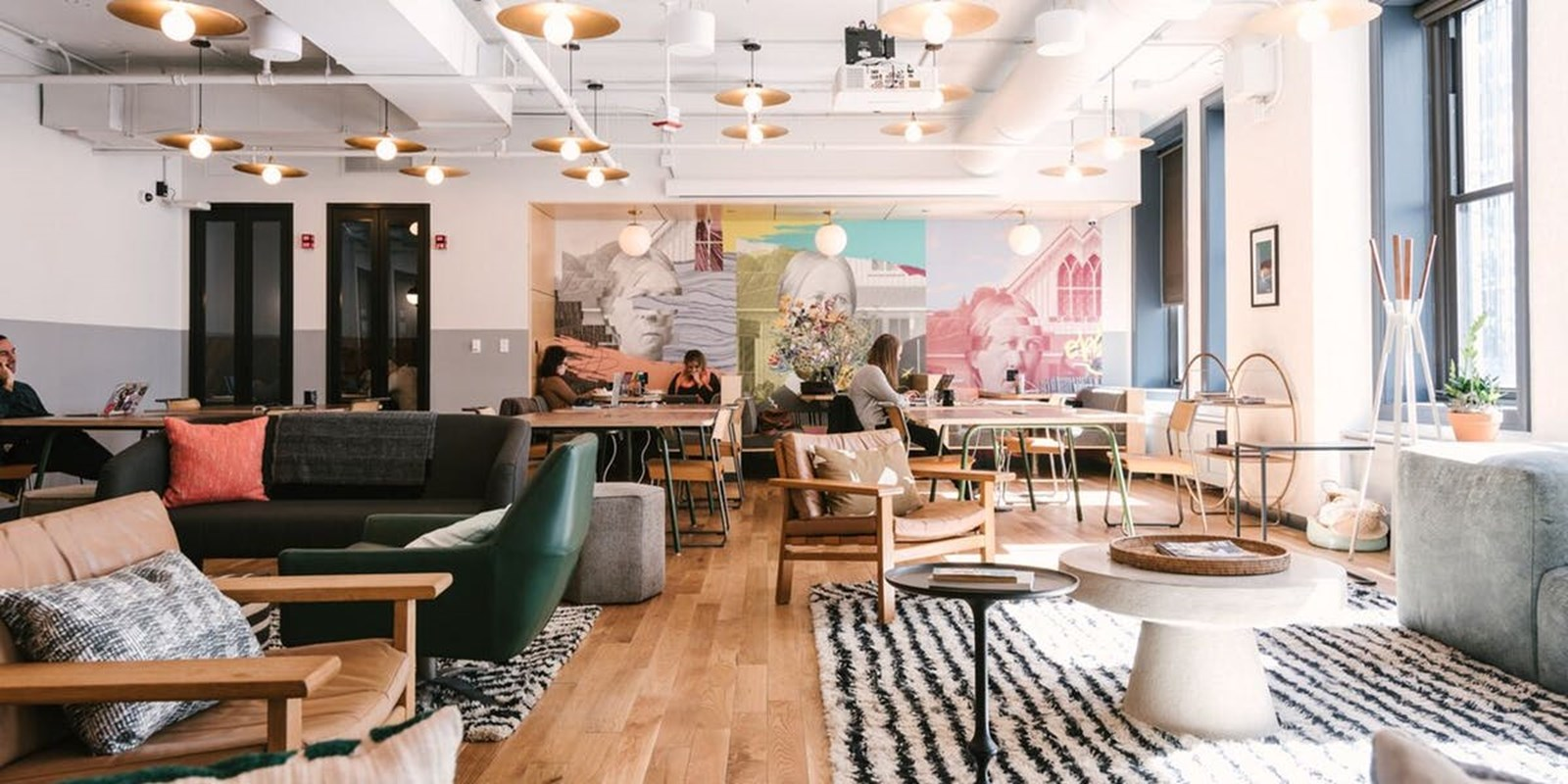 214 West 29th Street - WeWork