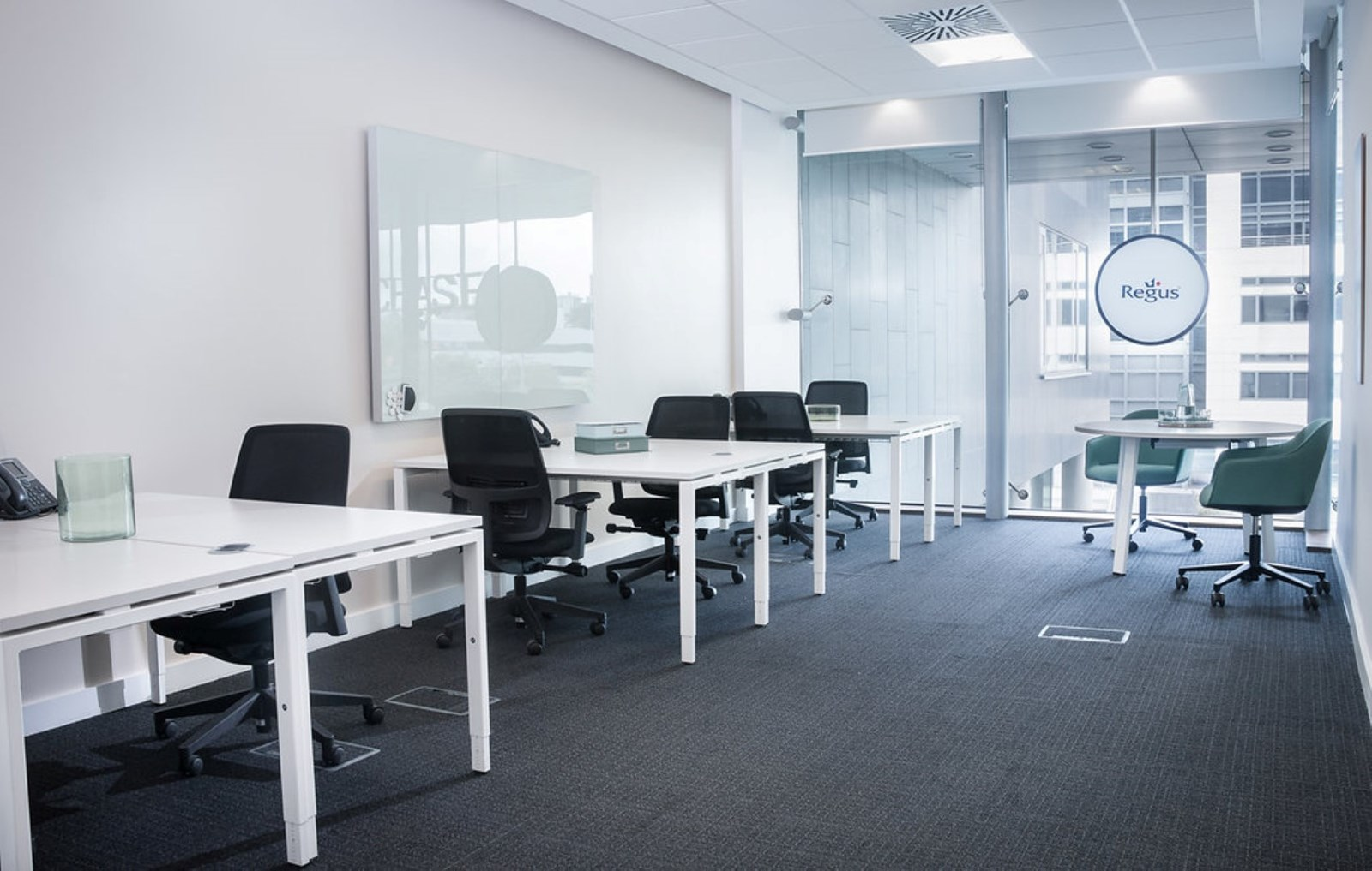 Regus, The Chase - RGI03 Dublin | Workthere