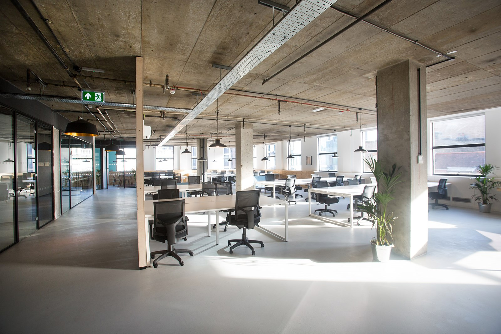 Techspace Aldgate East