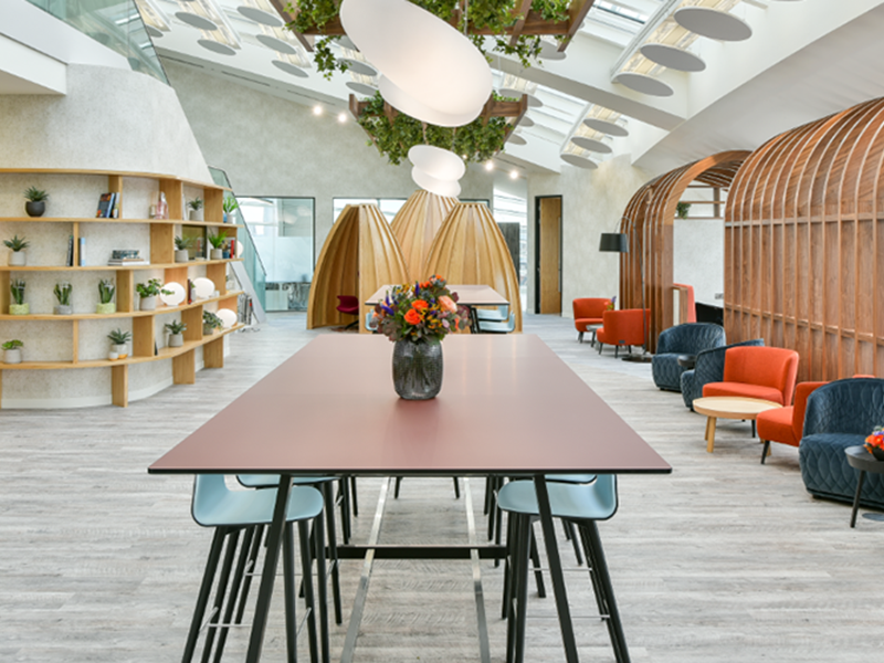 London's top flexible offices close to open spaces