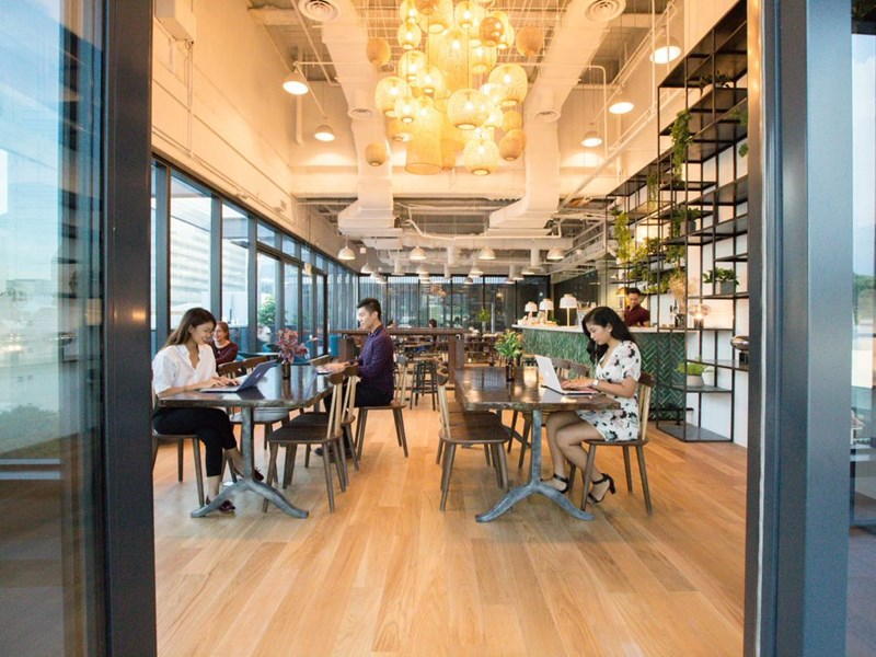 10 Amazing Coworking Spaces in Singapore
