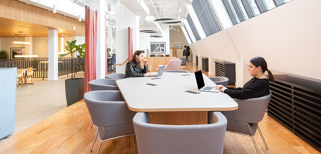 Flexible Office Options With Access To Outdoor Spaces In Manhattan New York City Workthere